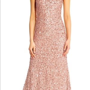 Sequins beaded dress...great for weddings.